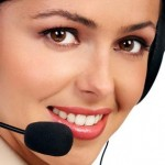 chica call center 1